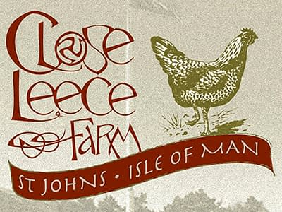 Food Drink Festival Close Leece Farm Logo