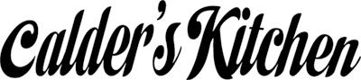Food Drink Festival Calders Kitchen Preserves Logo