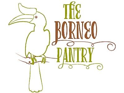 Food Drink Festival Borneo Pantry Logo